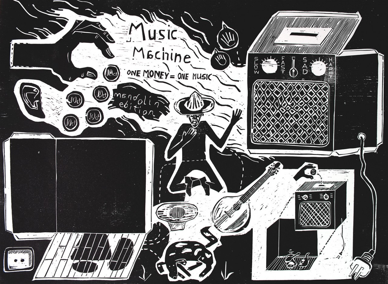 FRANZ IMPLER Music Machine